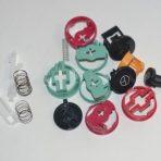 00174762 набор кнопок для ломтерезки BOSCH