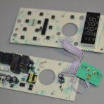 00672536 Модуль управления микроволновой печи SIMENS