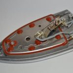 00703371 Нижняя часть корпуса утюга Bosch