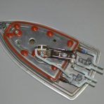 00703471 Подошва утюга Bosch