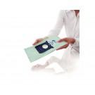 FC8022/04 сменный мешок для сбора пыли S-bag HEPA гипоаллергенный пылесосы Philips