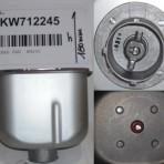 KW712245 емкость для выпечки