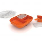 SCF724/00 контейнер с отделениями для хранения питания Avent детская серия Philips