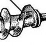 SS-989843 шнек мясорубки Moulinex