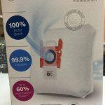 Мешки-пылесборники для пылесоса Bosch G ALL 4шт. в упаковке. 576863 / 467342 / 469748