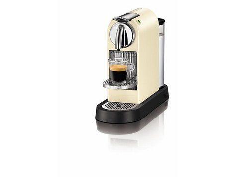 Nespresso Citiz DeLonghi EN 165 CW