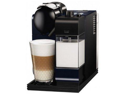 Nespresso DeLonghi Lattissima Plus EN 520 BL